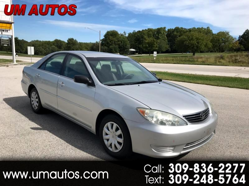 Toyota Camry 4dr Sdn LE Auto 2006