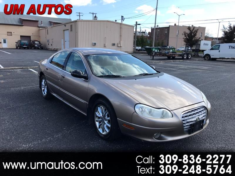 Chrysler Concorde 4dr Sdn Limited 2002
