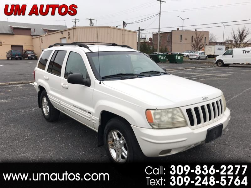 Jeep Grand Cherokee Limited 4WD 2000