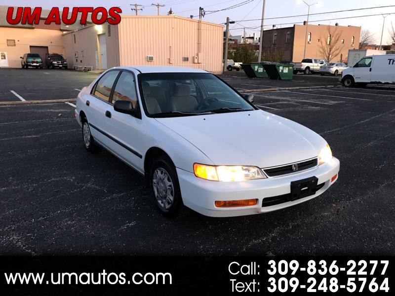 Honda Accord DX sedan AT 1996