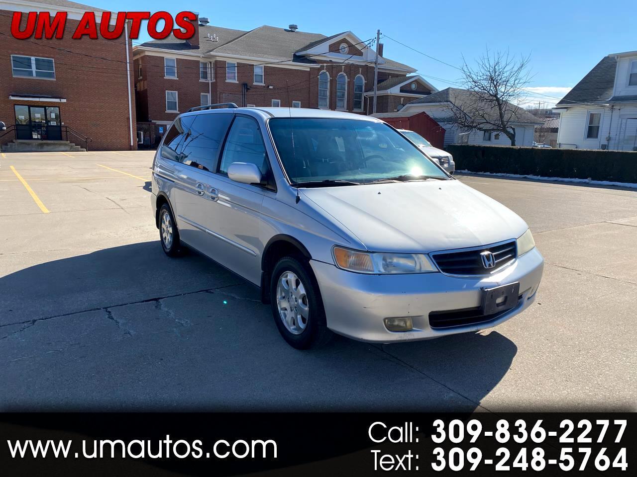 Honda Odyssey 5dr EX-L 2002