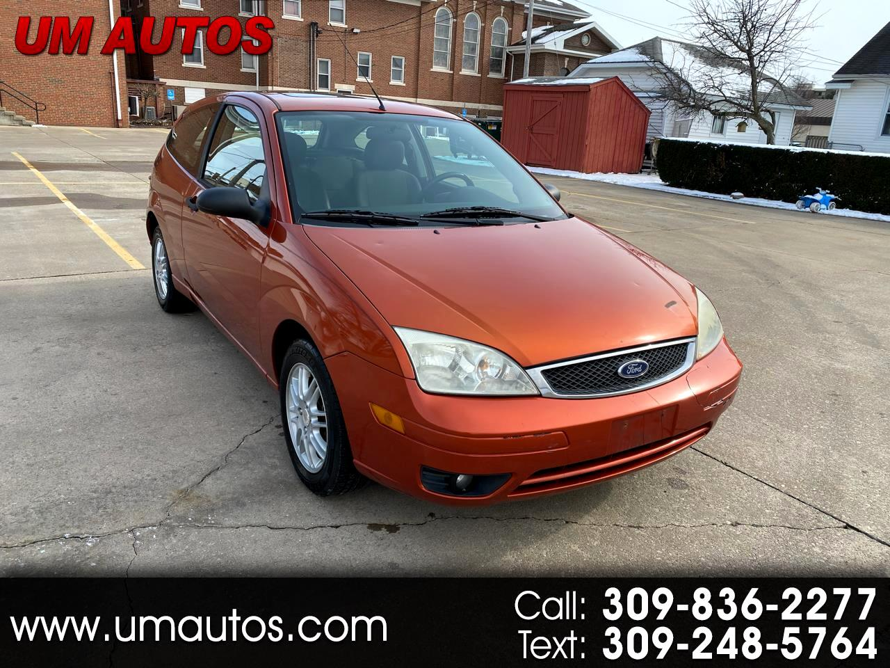 Ford Focus 3dr Cpe SES 2005