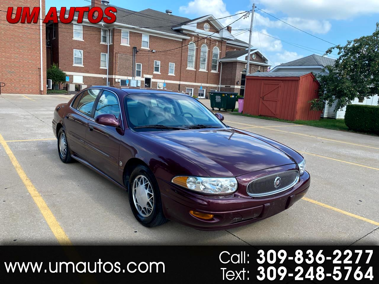 used 2004 buick lesabre 4dr sedan limited for sale in macomb il 61455 um autos um autos