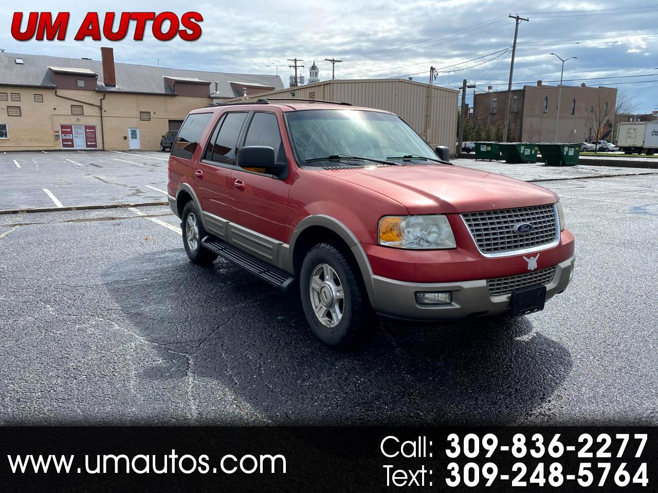 "Ford Expedition 119"" Eddie Bauer 2003"