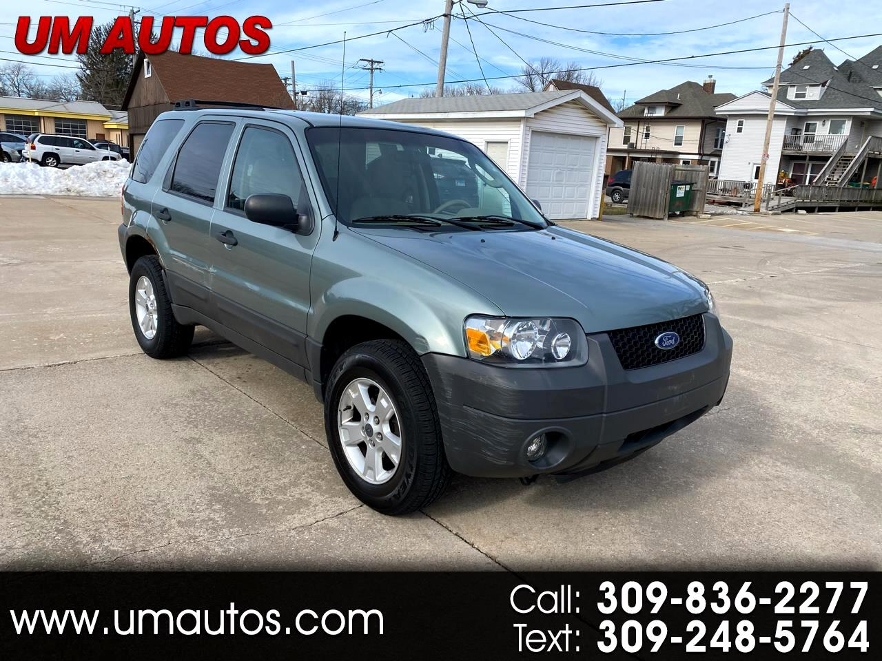 Ford Escape XLT 2WD 2.3L 2006