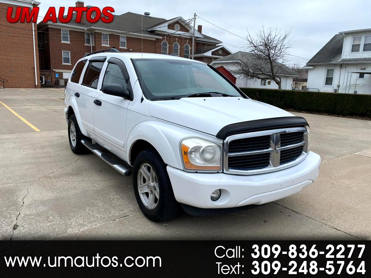 Dodge Durango 4dr 4WD Limited 2005
