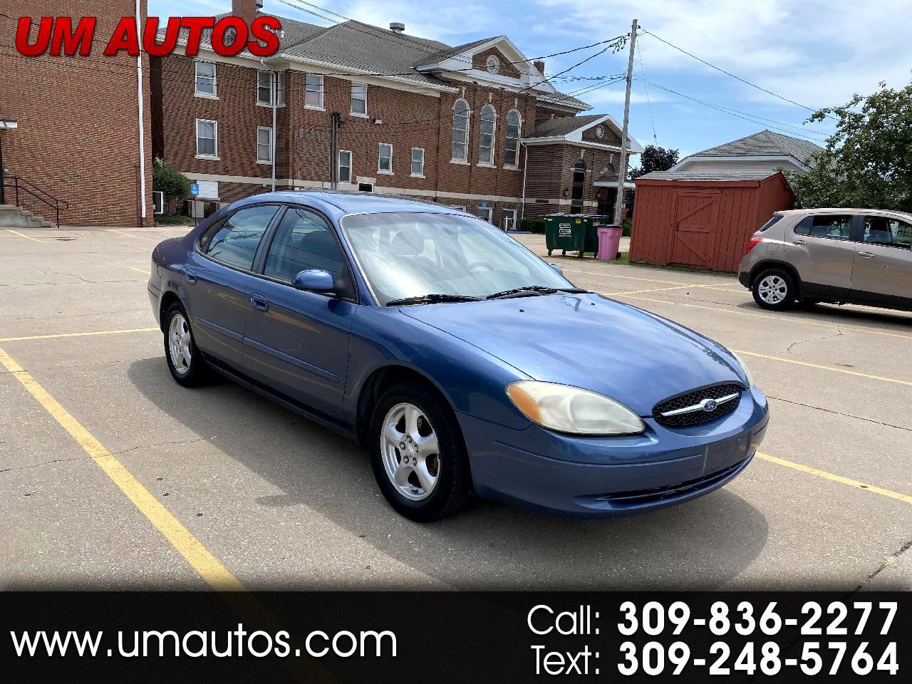 Ford Taurus SES Standard 2002