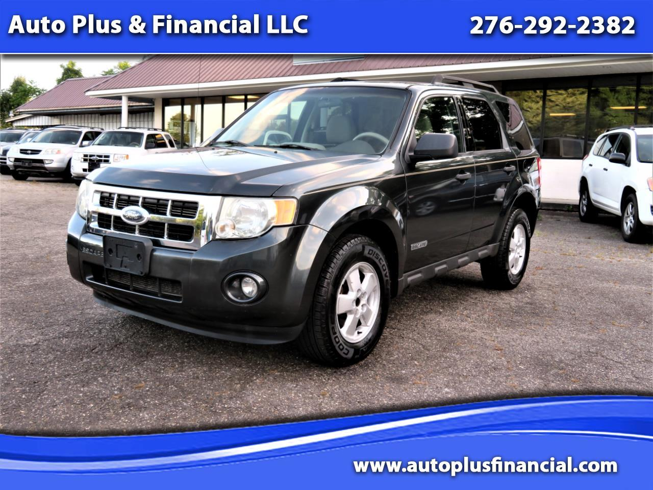 Ford Escape 4WD 4dr I4 Auto XLT 2008