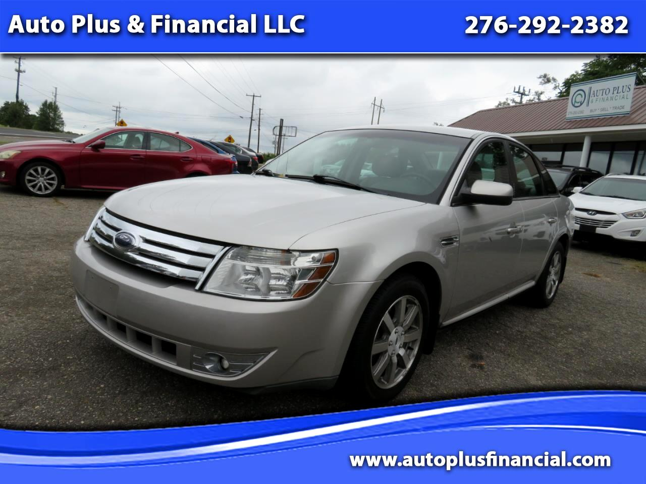 Ford Taurus 4dr Sdn SEL FWD 2008