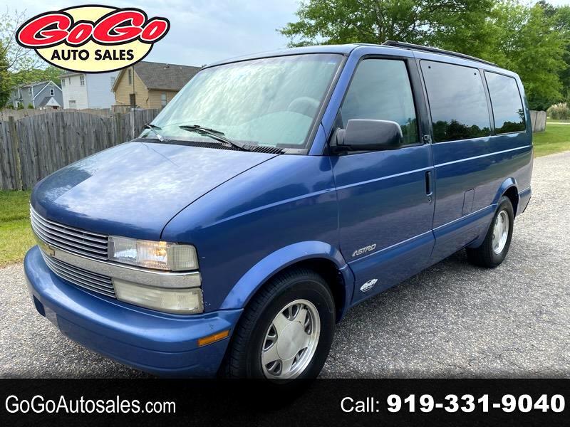 Chevrolet Astro 2WD 1997