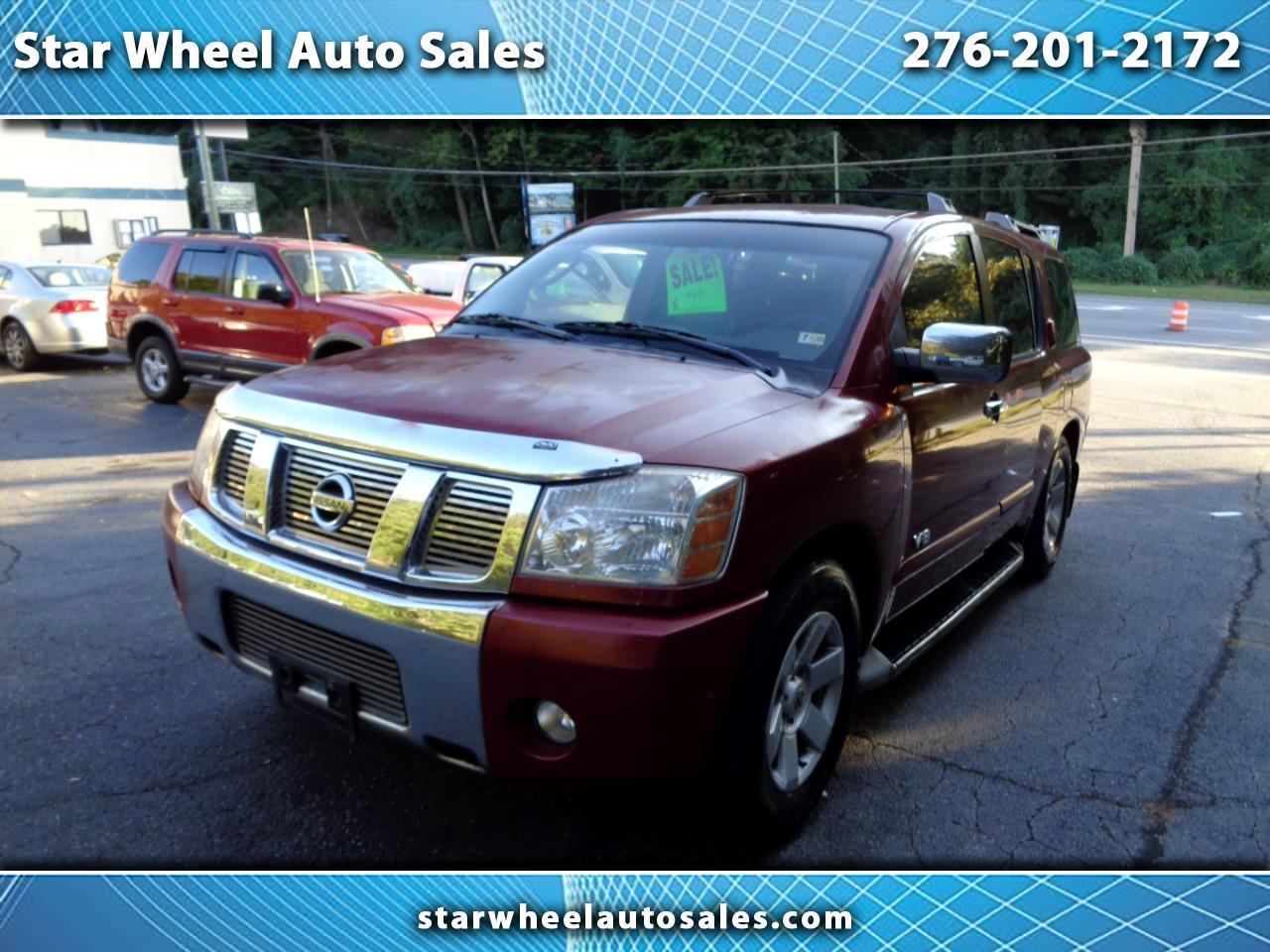 Nissan Armada LE 2WD 2006