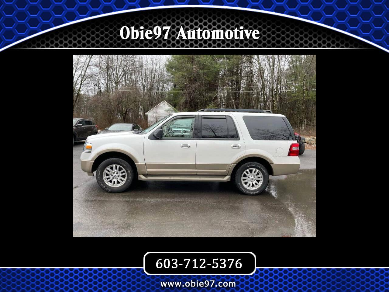 Ford Expedition 5.4L XLT 4WD 2014