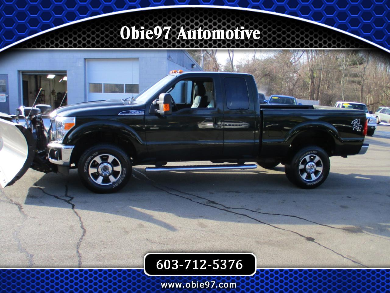 Ford Super Duty F-250 SRW Lariat 4WD SuperCab 6.75' Box 2014
