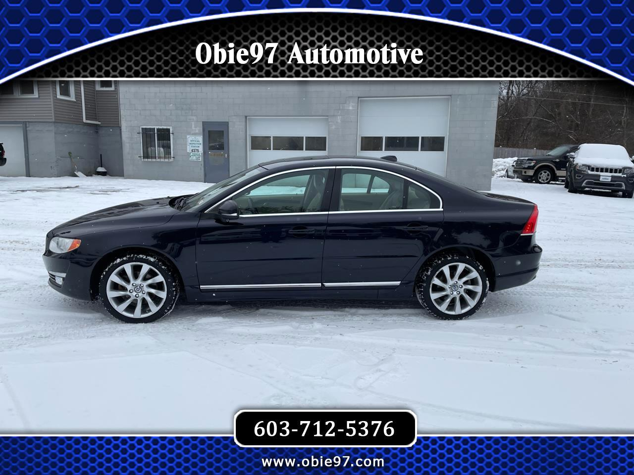 Volvo S80 4dr Sdn T6 Platinum AWD 2015