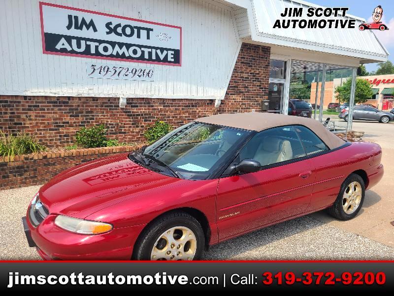 Chrysler Sebring JXi 1998