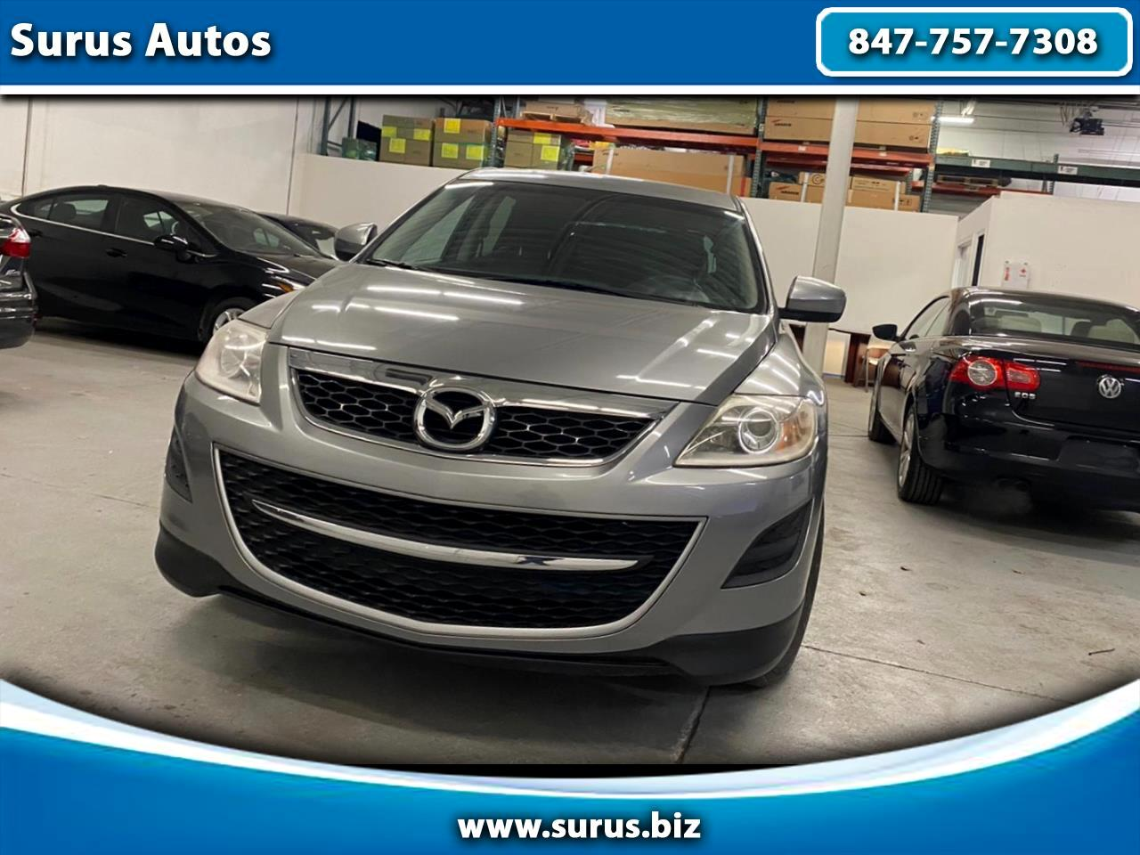Mazda CX-9 FWD 4dr Touring 2011