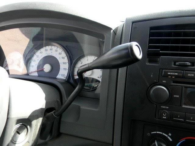 2007 Dodge Dakota ST Club Cab 4WD