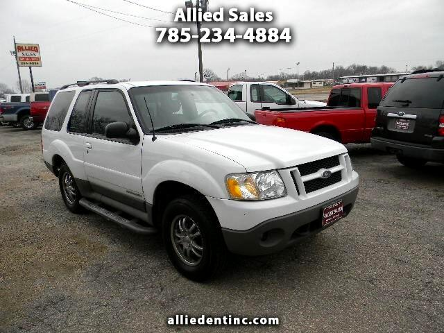 2002 Ford Explorer Sport 4WD
