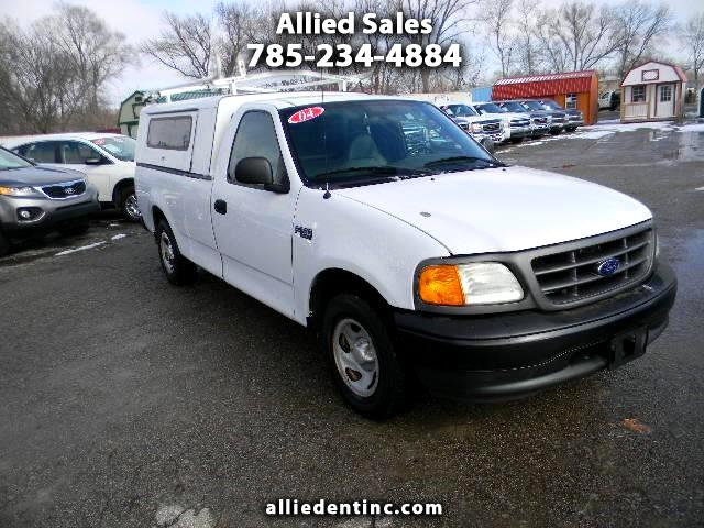 2004 Ford F-150 Heritage XL 2WD