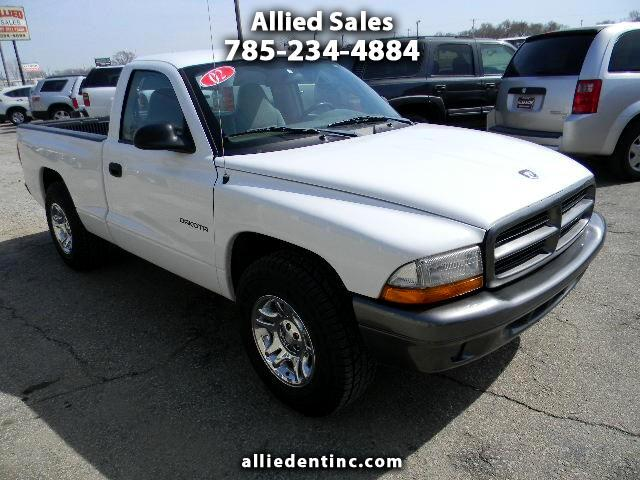 2002 Dodge Dakota Reg. Cab 2WD