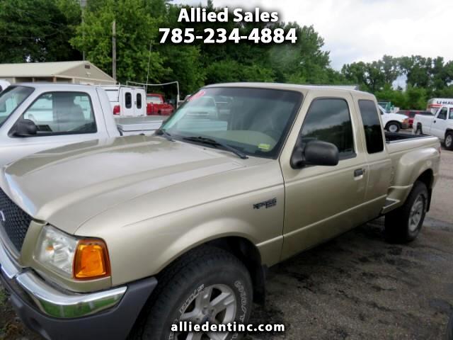 2002 Ford Ranger XLT SuperCab 4WD - 394A