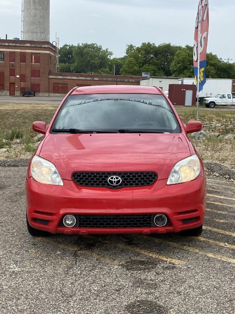 Toyota Matrix 5dr Wgn Std Auto (Natl) 2003