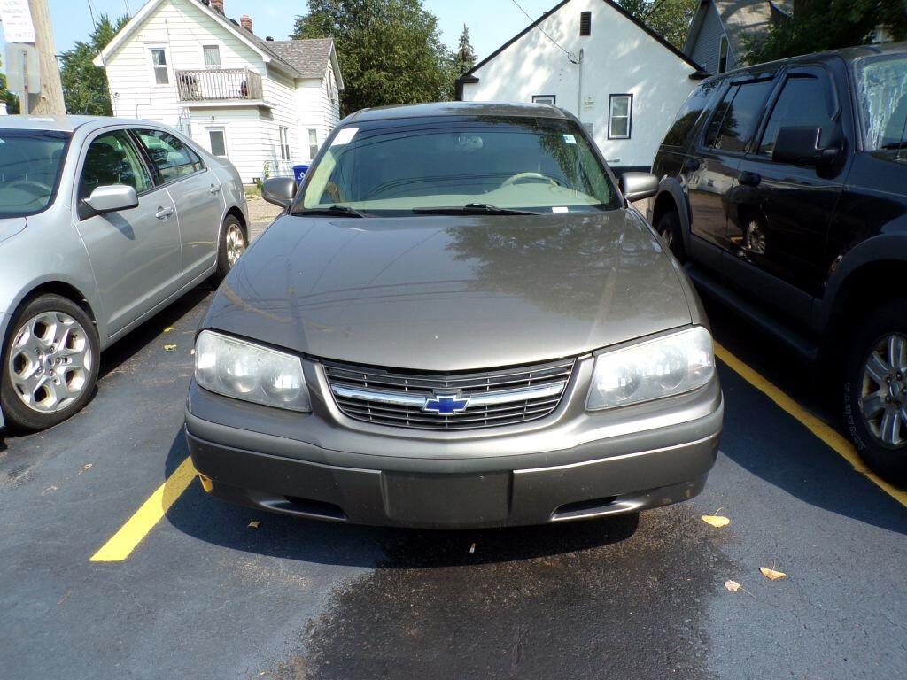 Chevrolet Impala 4dr Sdn 2001