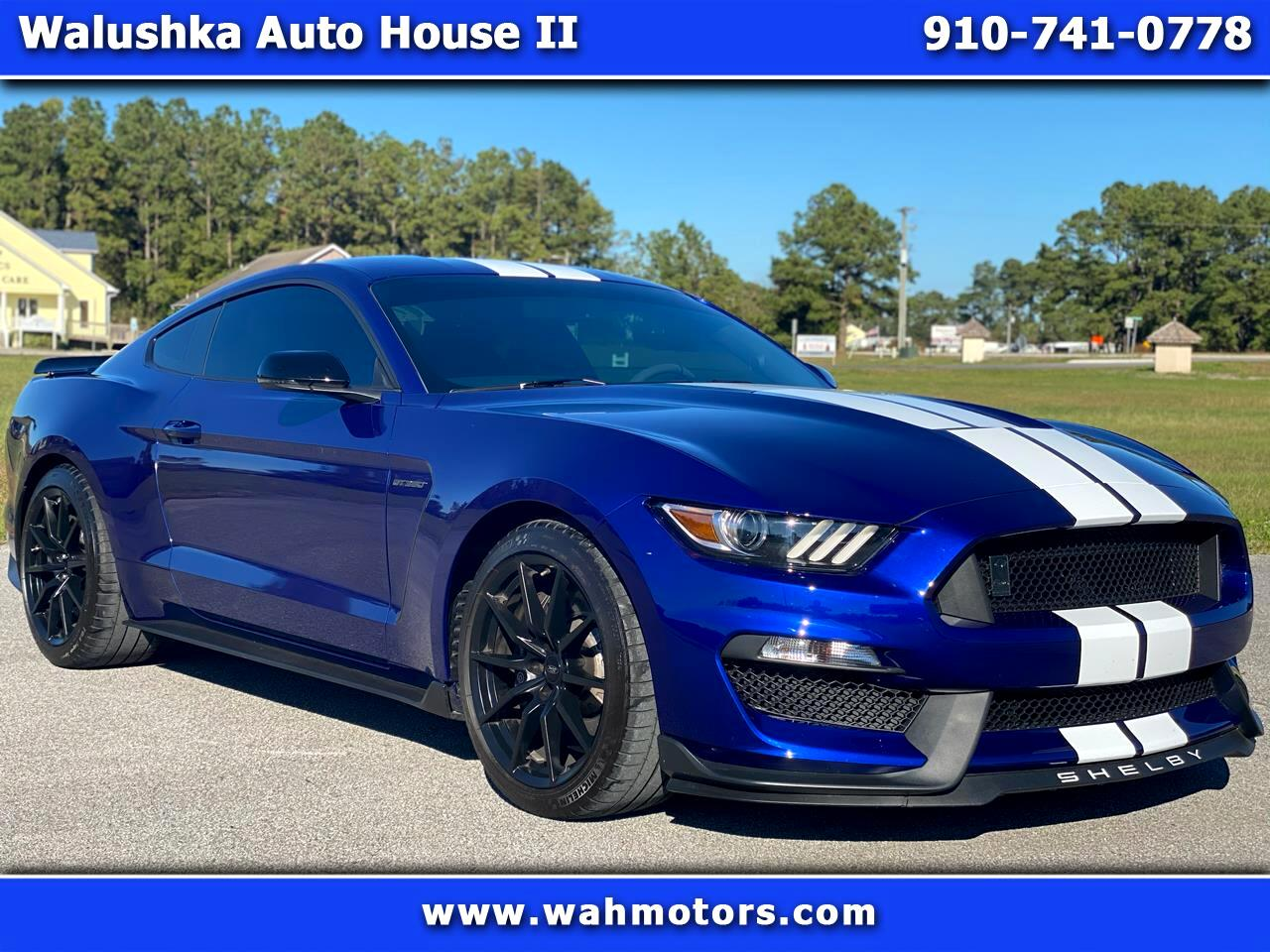 Ford Mustang 2dr Fastback Shelby GT350 2016