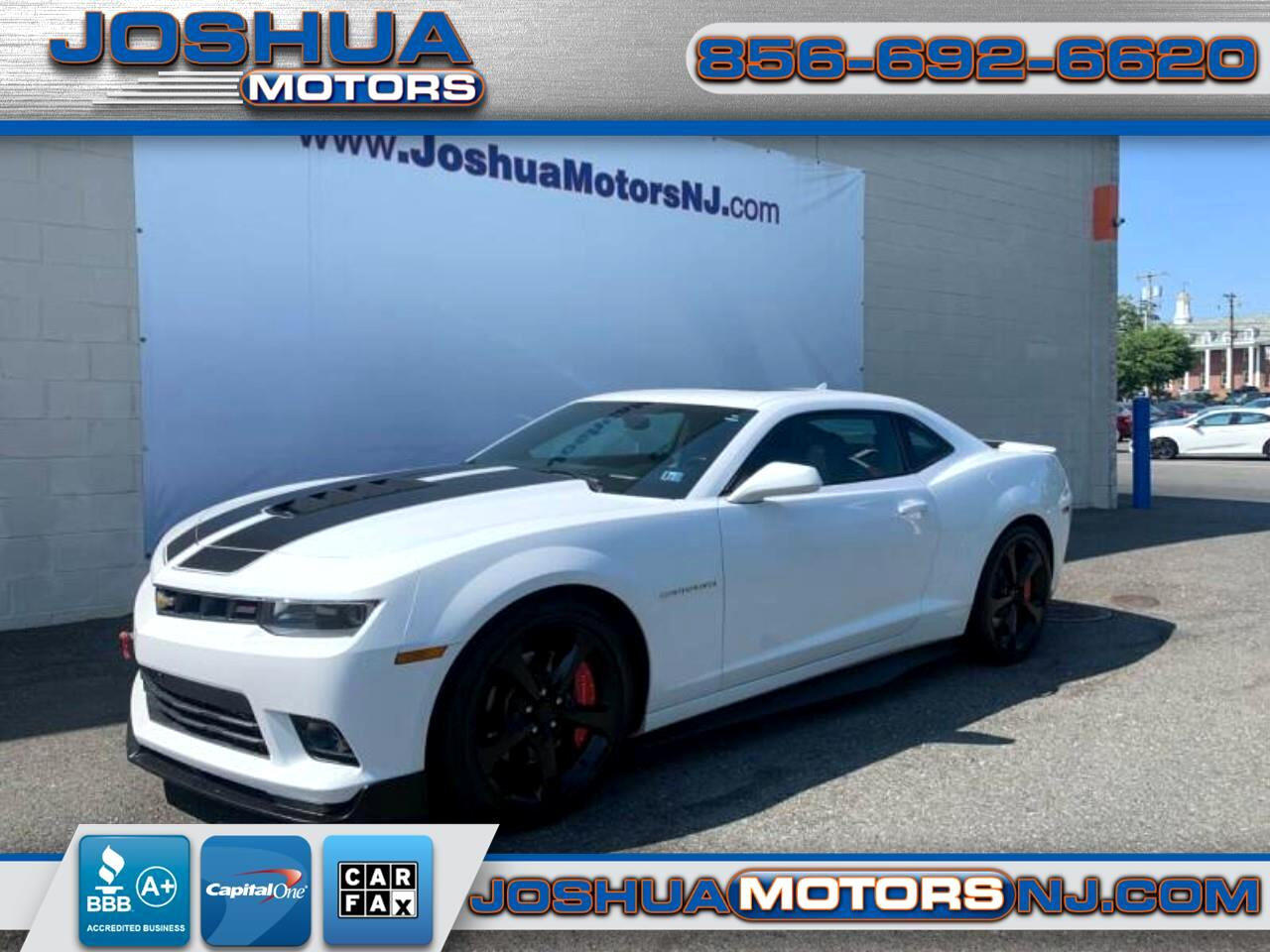 Chevrolet Camaro 2dr Cpe SS w/2SS 2014