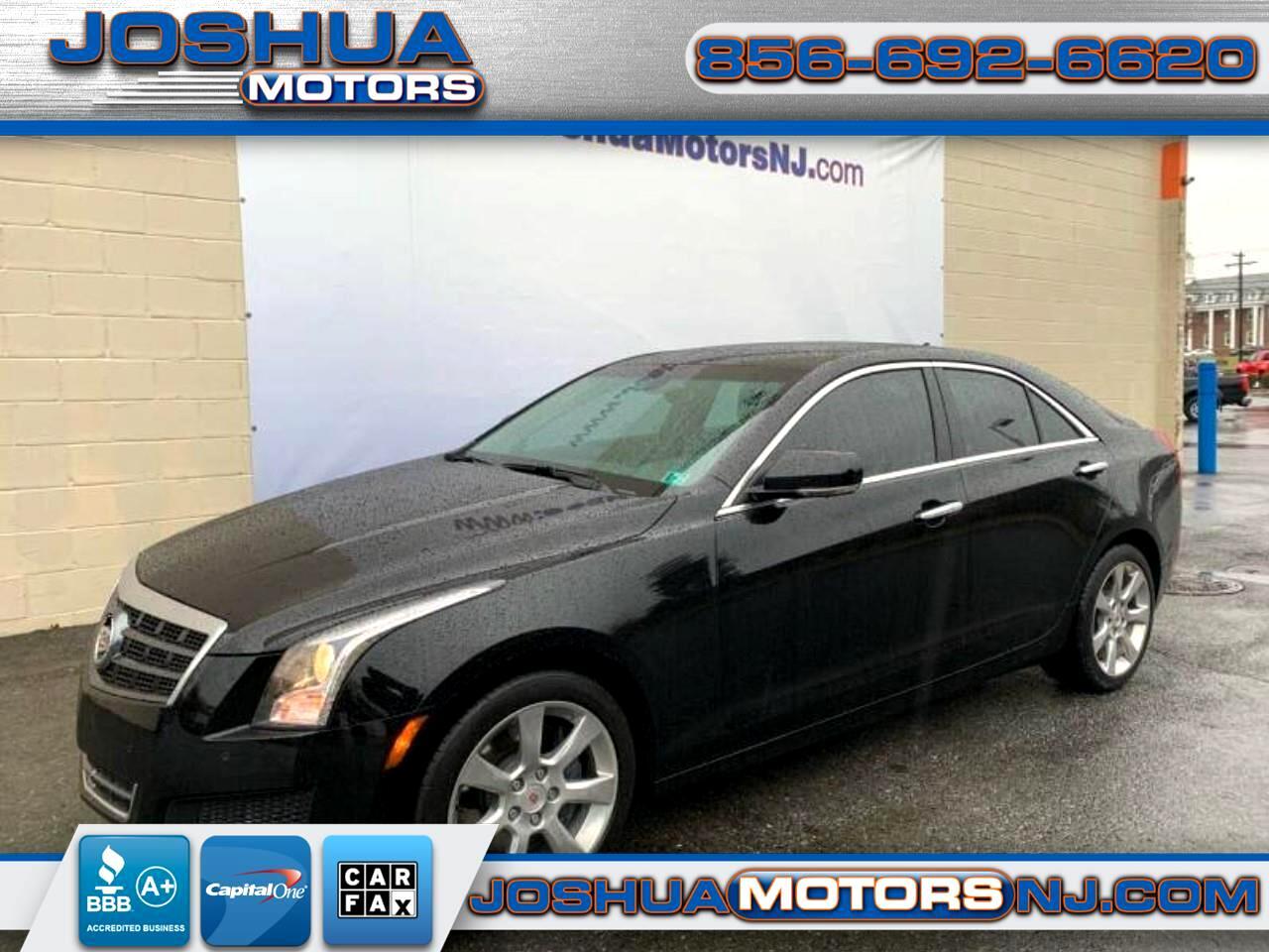 Cadillac ATS 4dr Sdn 2.0L Luxury AWD 2014