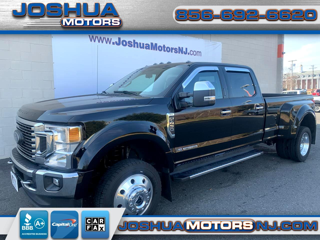 Ford Super Duty F-450 DRW XLT 4WD Crew Cab 8' Box 2020