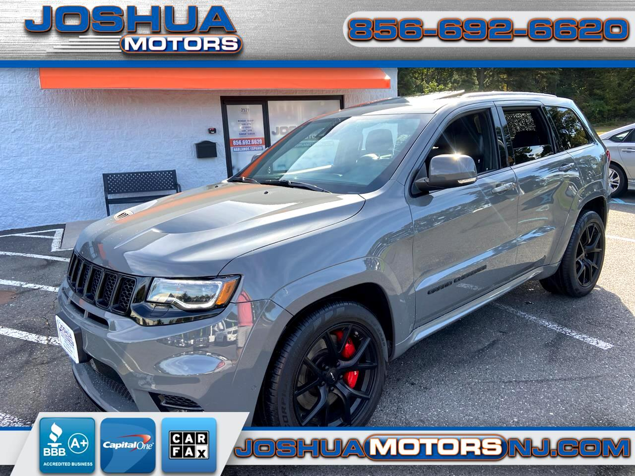 Jeep Grand Cherokee SRT 4x4 2019