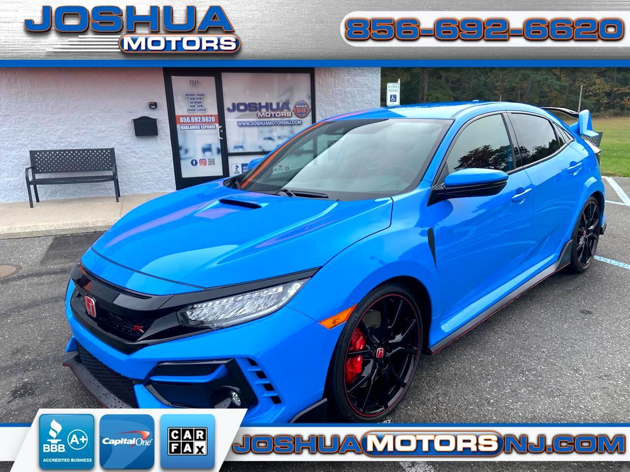 Honda Civic Type R Touring Manual 2021