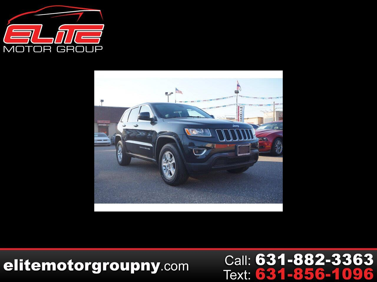 Jeep Grand Cherokee Laredo 4WD 2016