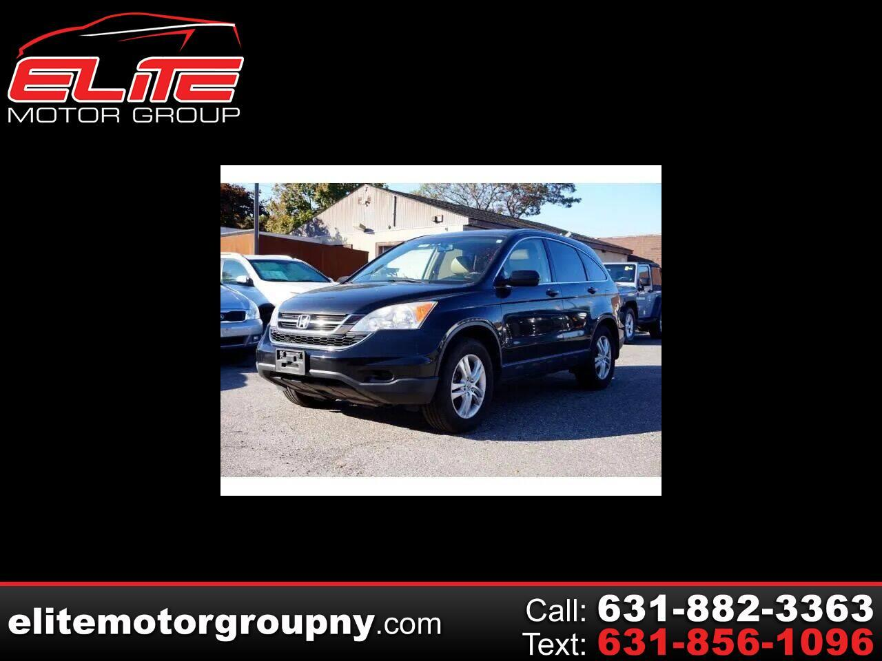 Honda CR-V EX-L 4WD 5-Speed AT 2011