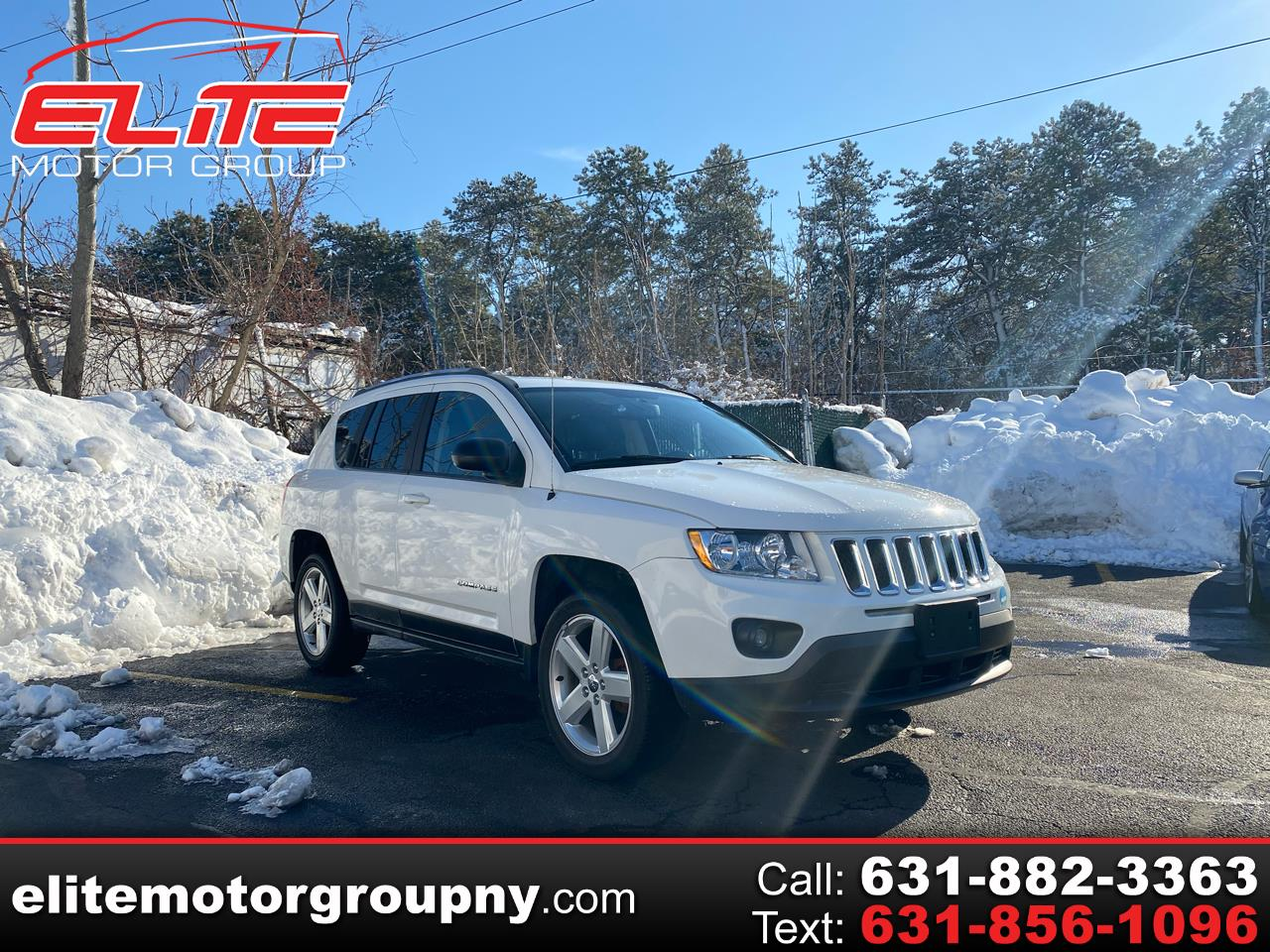 Jeep Compass Limited 4WD 2013