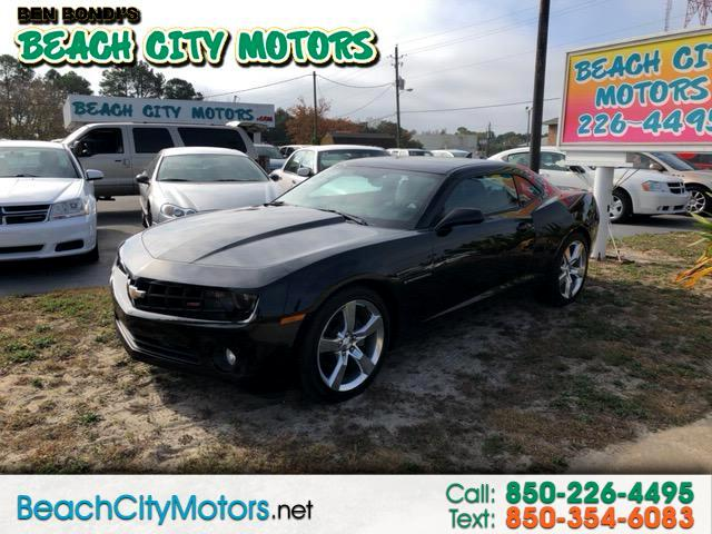 2012 Chevrolet Camaro RS Coupe