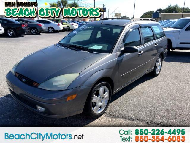 2004 Ford Focus 4dr Wgn ZTW