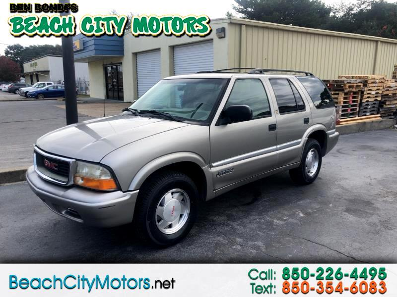 2001 GMC Jimmy 4dr SLT