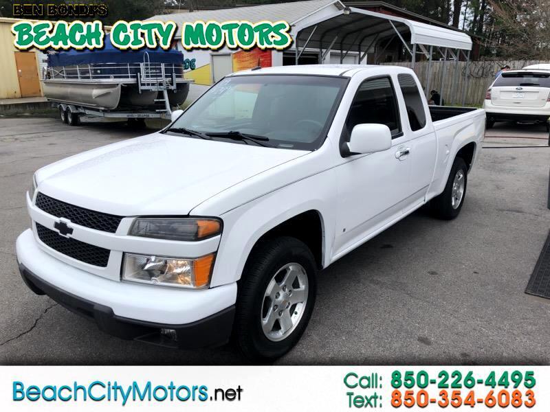 "2009 Chevrolet Colorado 2WD Ext Cab 125.9"" LT w/1LT"