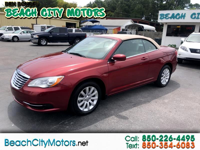 2014 Chrysler 200 2dr Conv Touring