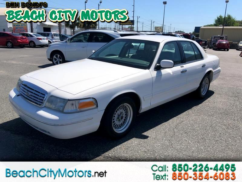 1999 Ford Crown Victoria 4dr Sdn LX