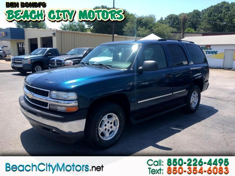 2005 Chevrolet Tahoe 4dr 1500 LS
