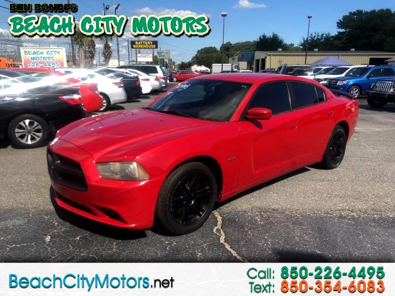 2012 Dodge Charger 4dr Sdn RT RWD