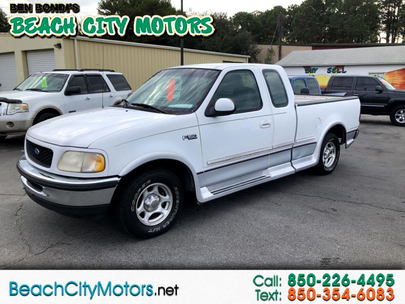 "Ford F-150 Supercab 139"" Lariat 1997"