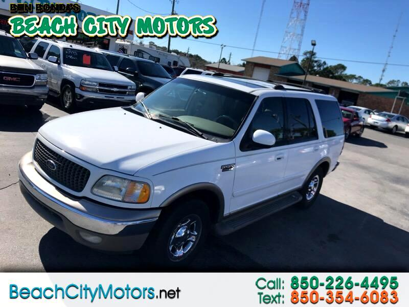 "Ford Expedition 119"" WB Eddie Bauer 2001"