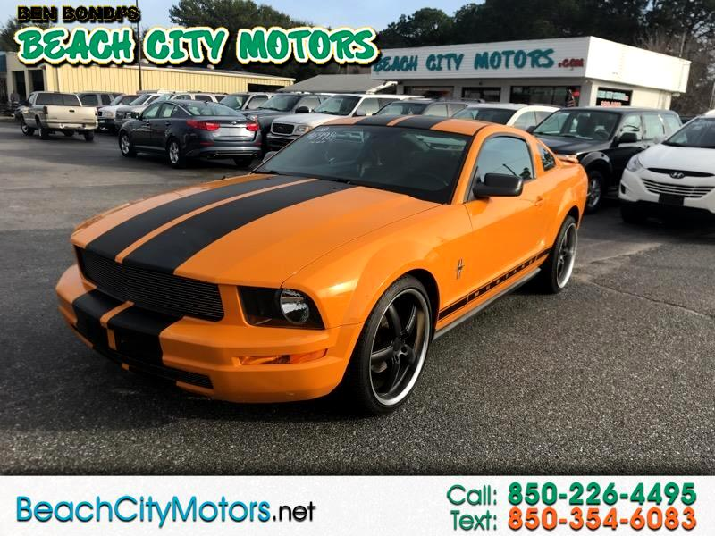 Ford Mustang 2dr Cpe Deluxe 2008