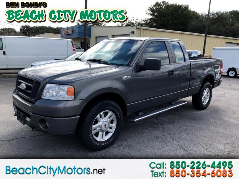 "Ford F-150 4WD SuperCab 145"" STX 2007"