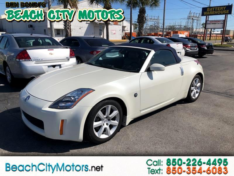 Nissan 350Z 2dr Roadster Touring Manual 2005