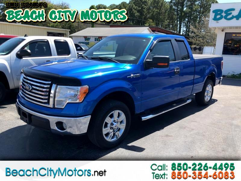 "Ford F-150 2WD SuperCab 145"" XLT 2010"